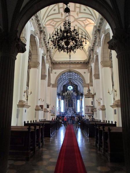 Нажмите на изображение для увеличения Название: Замосць - Кафедральный Собор.jpg Просмотров: 175 Размер:89.8 Кб ID:334