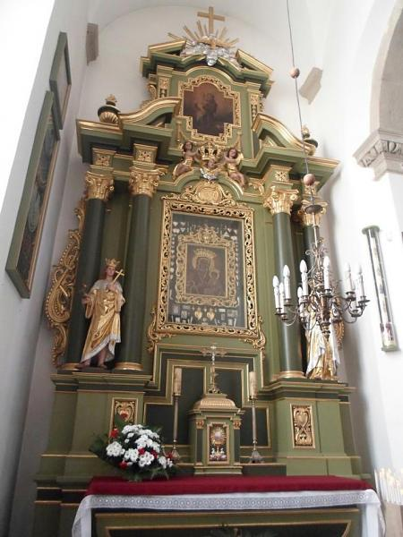 Нажмите на изображение для увеличения Название: Замосць - фото алтаря в Кафедральном соборе.jpg Просмотров: 187 Размер:92.0 Кб ID:335